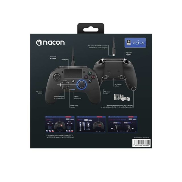 Revolution Pro Controller 2 official licensed for PlayStation® 4 PS4OFPADREV2UK NACON – Image  #2tutu#4tutu#5