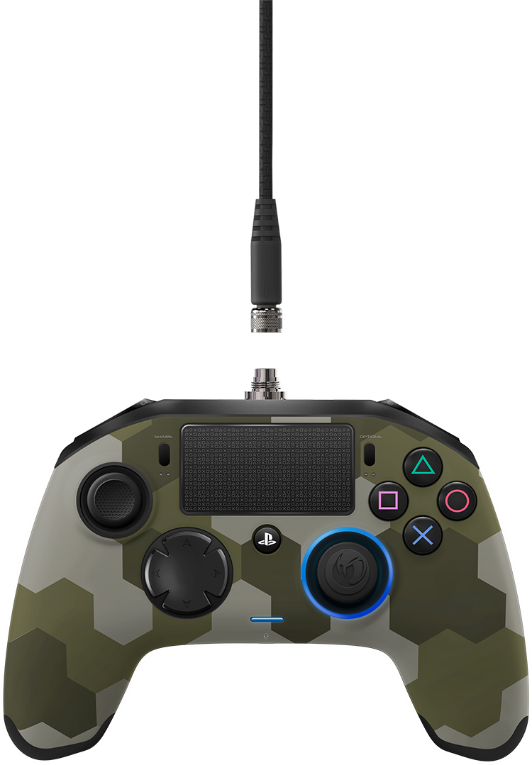 REVOLUTION Pro Controller official licensed Sony for PlayStation® 4 (CamoGreen