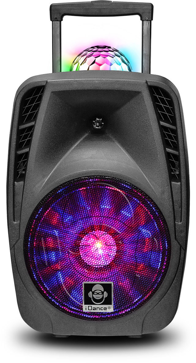 Bluetooth sound and light system GROOVE426 I DANCE - Packshot