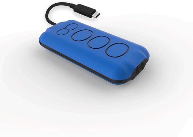 Powerbank 8000MAH SWITCHPOWERB8000 BIGBEN - Packshot