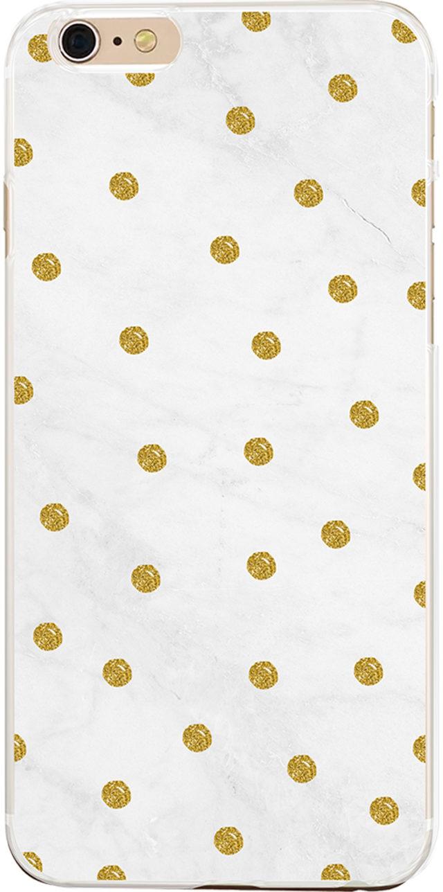 Hard case gold and white - Packshot