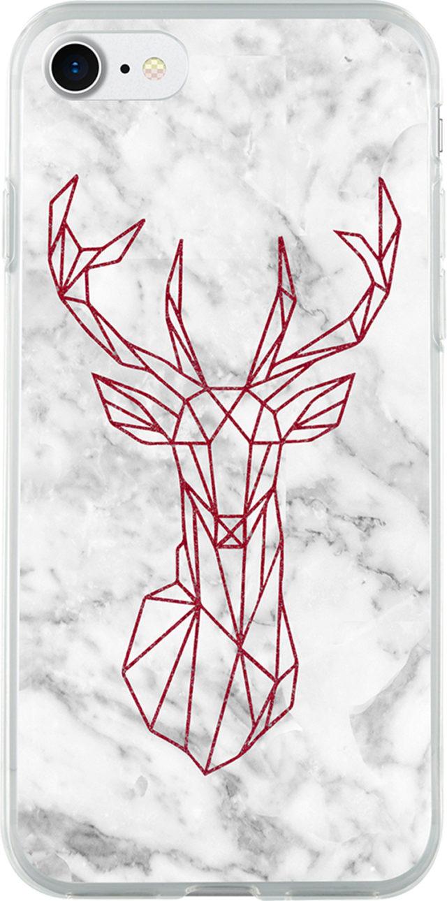 Hard case (sparkling deer) - Packshot