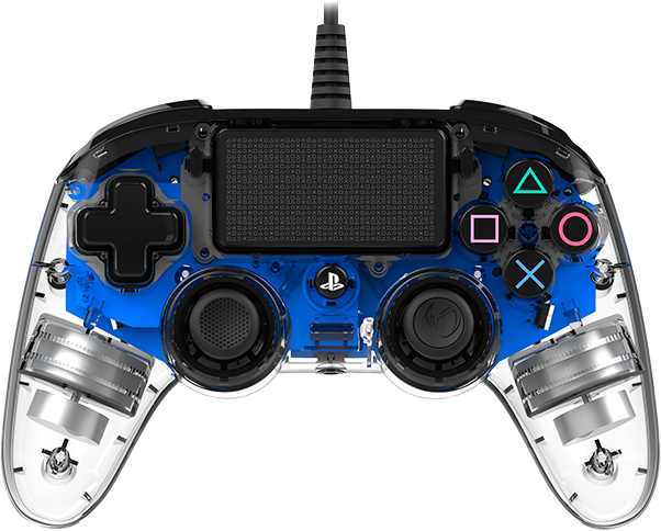 wired compact controller for playstation u00ae 4 ps4ofcpadclblue nacon bigben en audio gaming sony playstation platinum headset manual sony playstation platinum headset manual