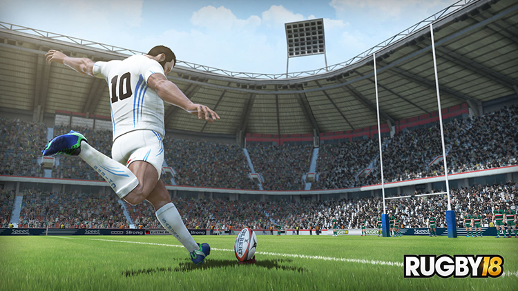 RUGBY 18 – Screenshot