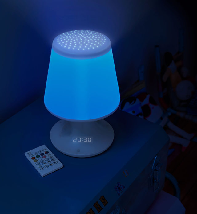 luminous alarm clock with projector – Image  #2tutu#4tutu#5
