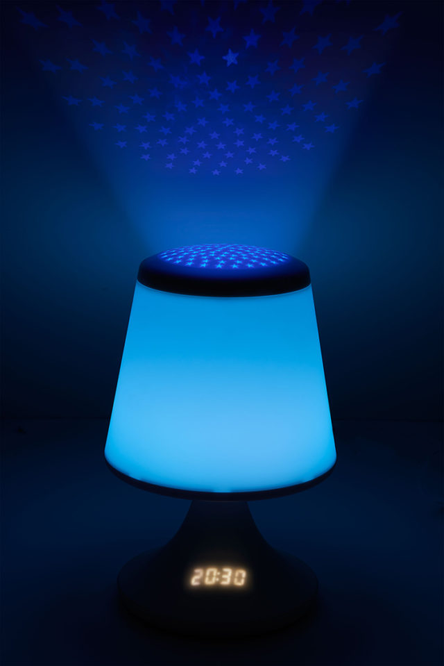 luminous alarm clock with projector – Image  #2tutu#4tutu#6tutu#7