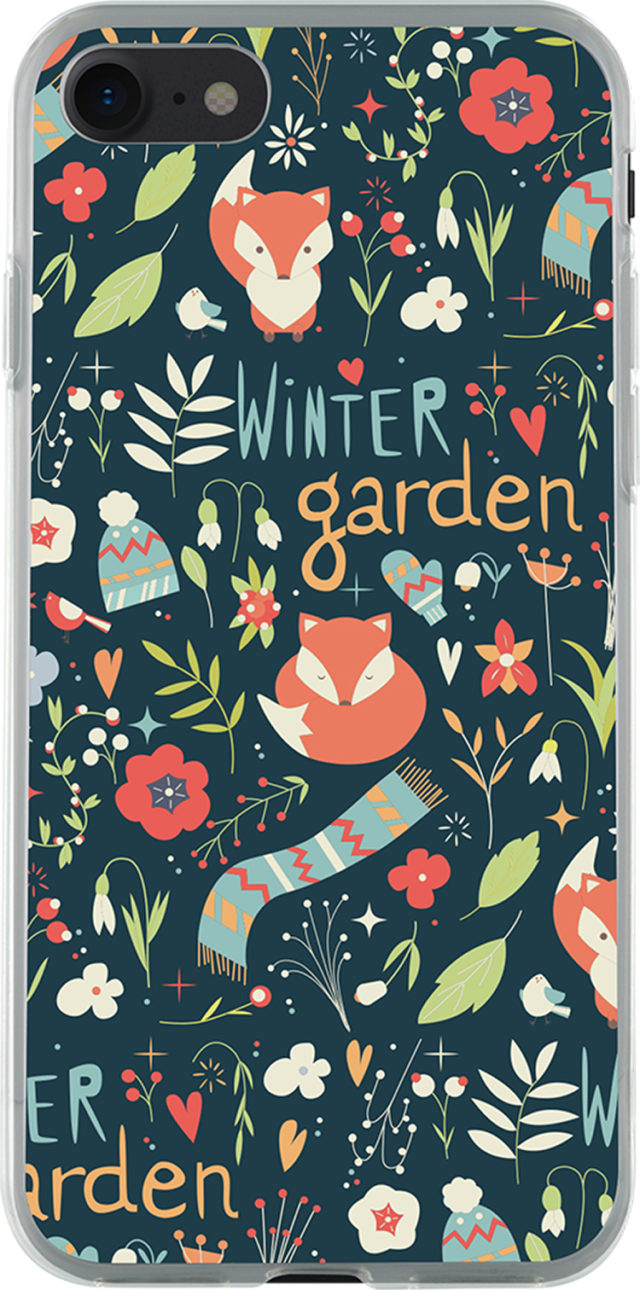 Semi-rigid case winter garden - Packshot