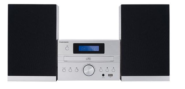 CD/MP3/USB Micro system MIC122BT THOMSON - Packshot