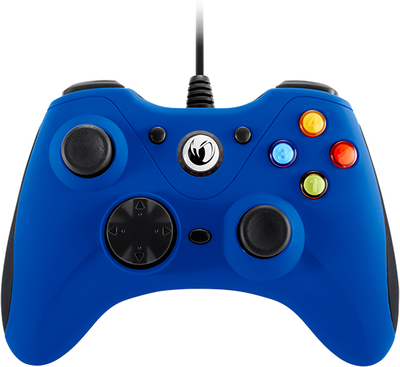 NACON PC Game Controller (Orange) PCGC-100BLUE - Packshot
