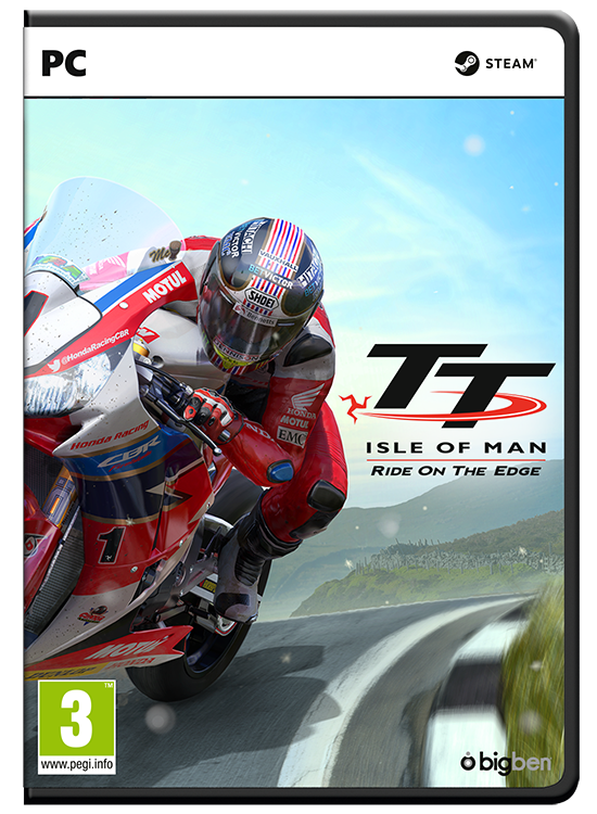 TT Isle of Man - Packshot