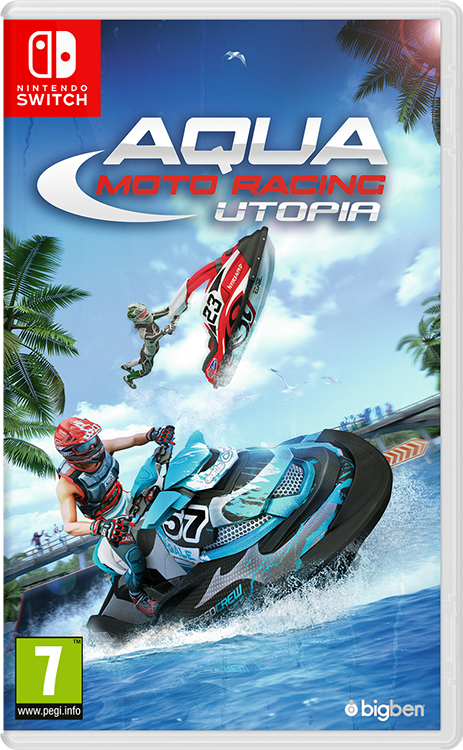 Aqua Moto Racing Utopia - Packshot