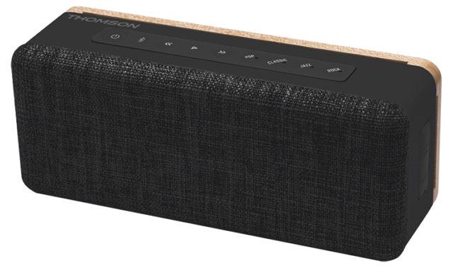 Wireless speaker (black) WS04N THOMSON – Packshot