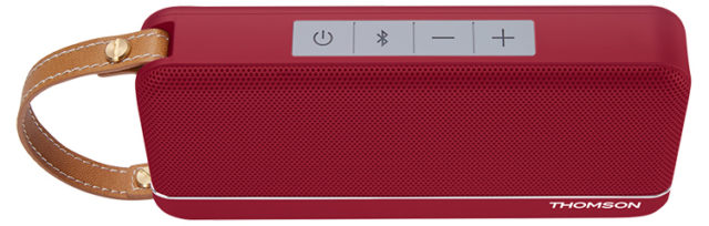 THOMSON Wireless Portable Speaker (red metallic) WS02RM THOMSON – Image  #2tutu