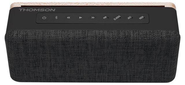 Wireless speaker (black) WS04N THOMSON – Image
