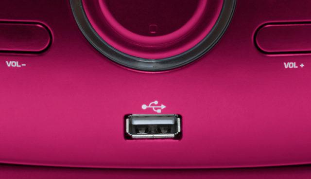 Portable CD/USB player with light effects CD61RUSB BIGBEN – Image  #2tutu#4tutu