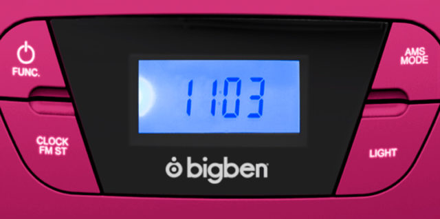 Portable CD/USB player with light effects CD61RUSB BIGBEN – Image  #2tutu#4tutu#5
