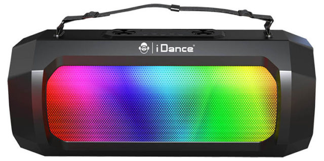 Bluetooth outdoor party system CYCLONE1000 I DANCE – Packshot