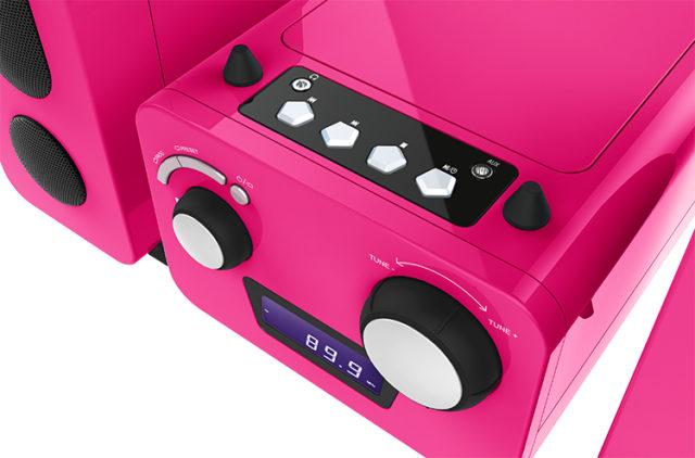 Micro system with CD player MCD11RSUNICORNSTICK BIGBEN KIDS – Image  #2tutu#4tutu