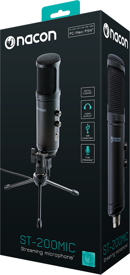 USB microphone for professionnal streaming and other applications – Image  #2tutu#4tutu