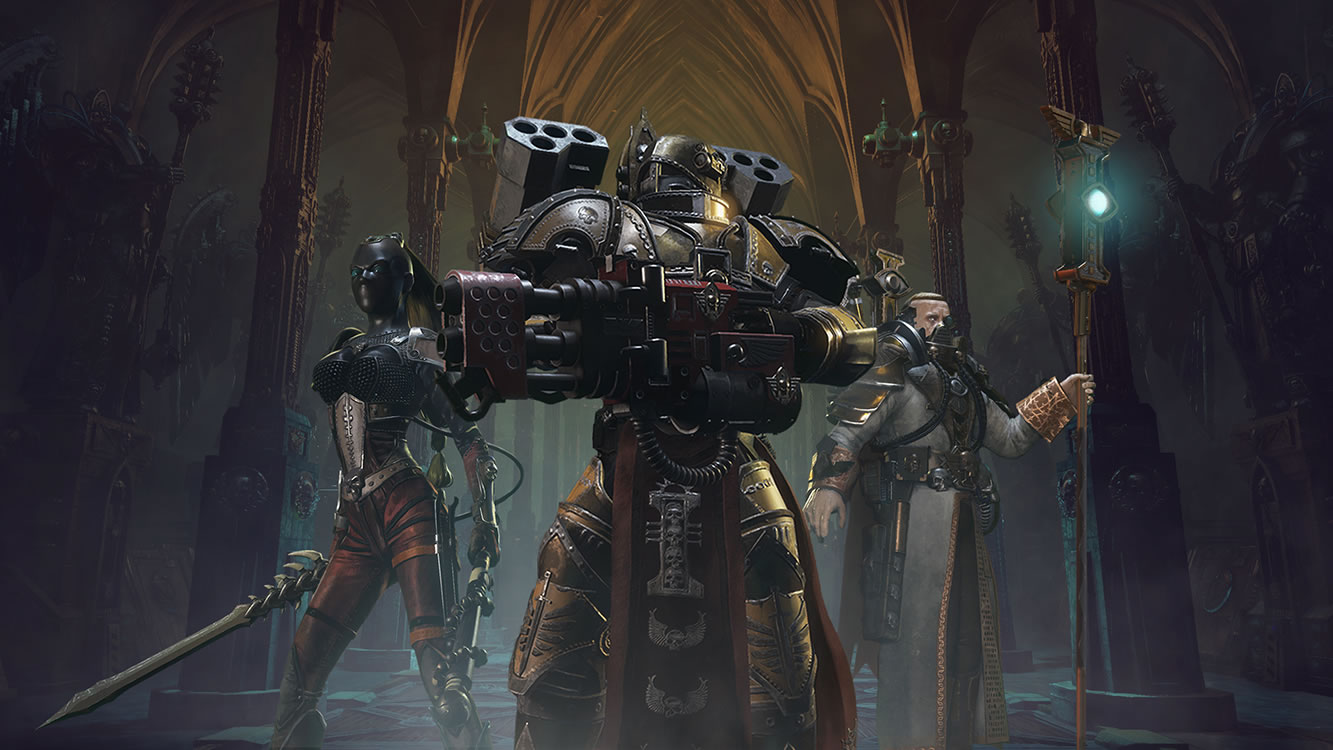 Warhammer 40,000: Inquisitor – Martyr Imperium Edition – Screenshot