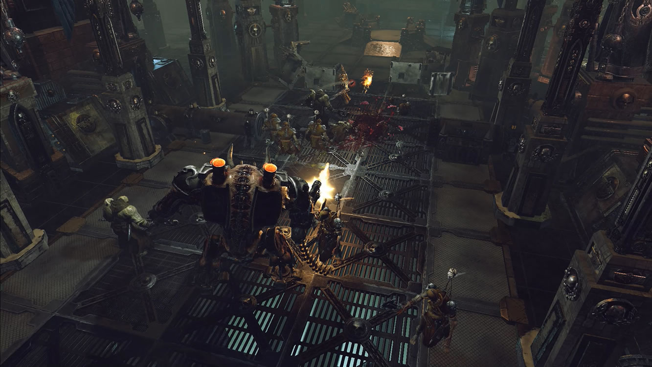 Warhammer 40,000: Inquisitor – Martyr Imperium Edition – Screenshot#2tutu