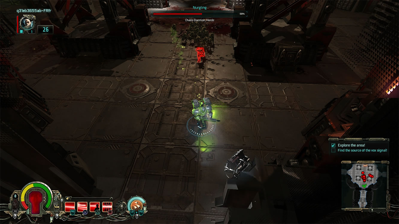 Warhammer 40,000: Inquisitor – Martyr Imperium Edition – Screenshot#2tutu#4tutu