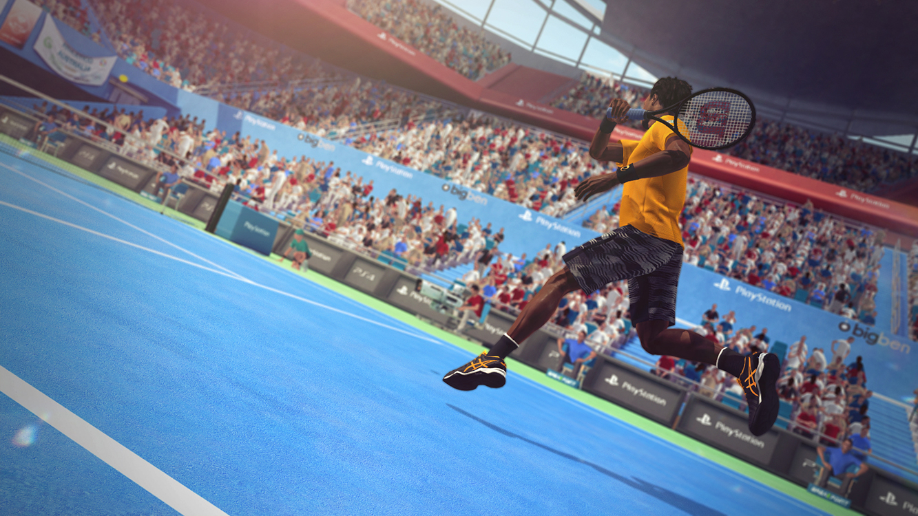 Tennis World Tour Legends Edition – Screenshot#2tutu