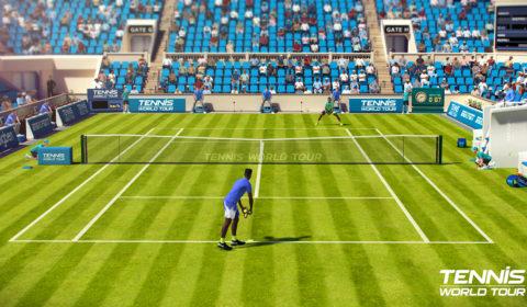 Tennis World Tour Legends Edition - Screenshot#2tutu#4tutu