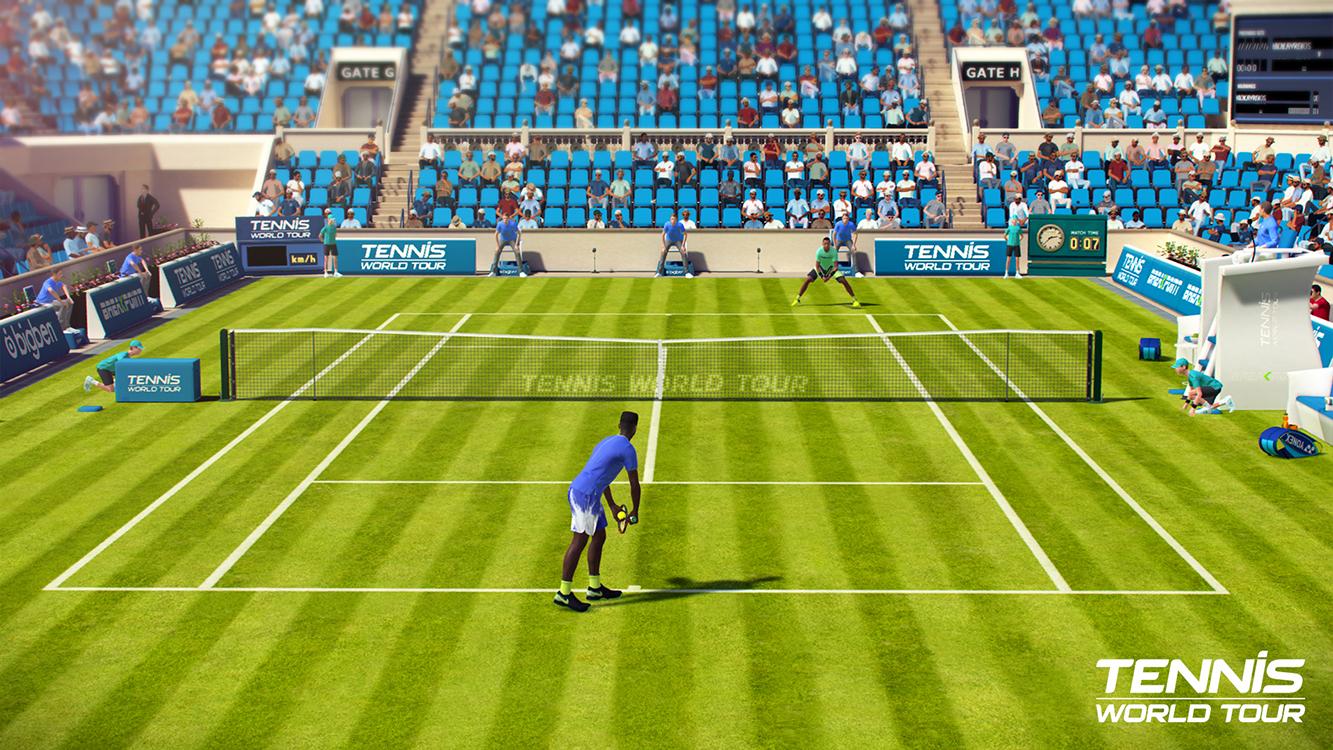 Tennis World Tour Legends Edition – Screenshot#2tutu#4tutu