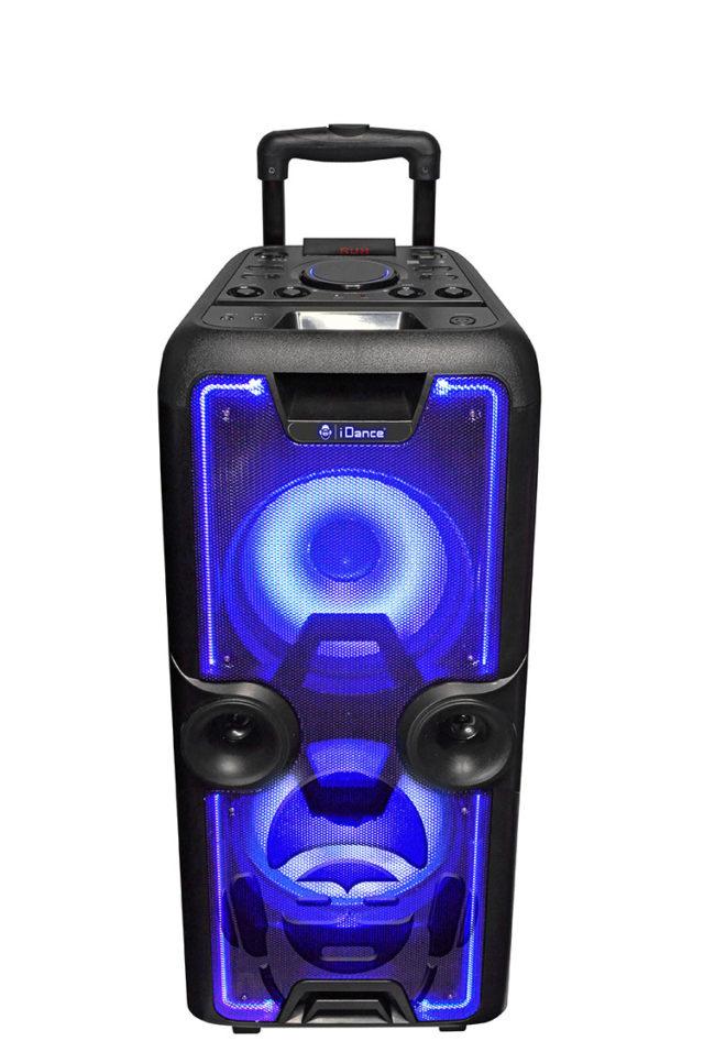 Bluetooth party system MEGABOX2000 I DANCE – Packshot