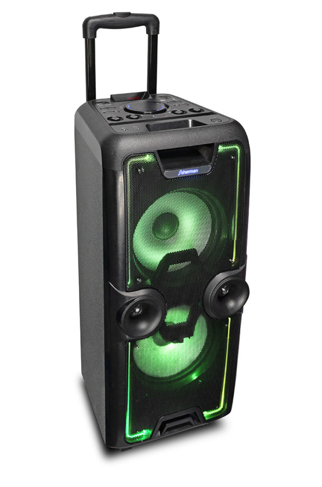 Bluetooth party system MEGABOX2000 I DANCE – Image