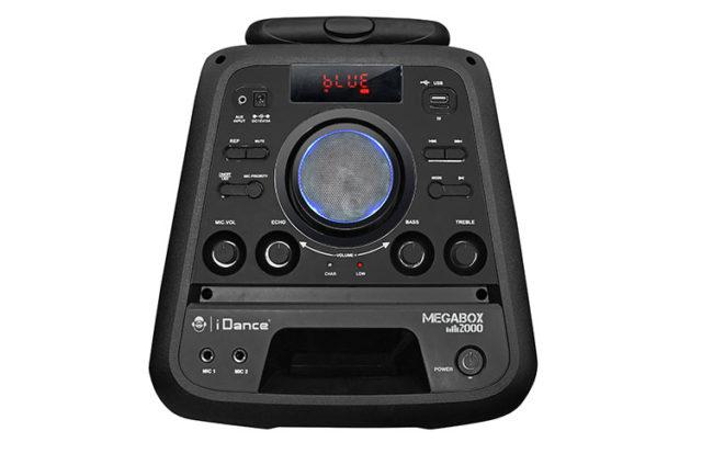 Bluetooth party system MEGABOX2000 I DANCE – Image  #1