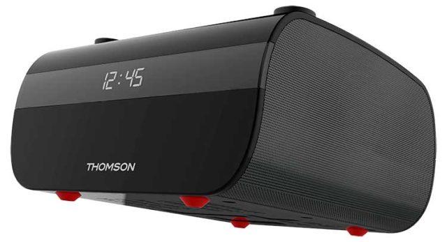 CD/MP3/USB/RADIO portable player RCD305UBT THOMSON – Image  #1