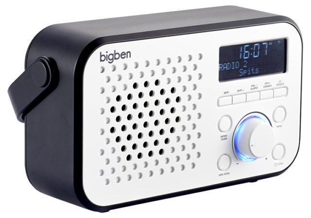 DAB+/FM RADIO TR24DAB BIGBEN – Image