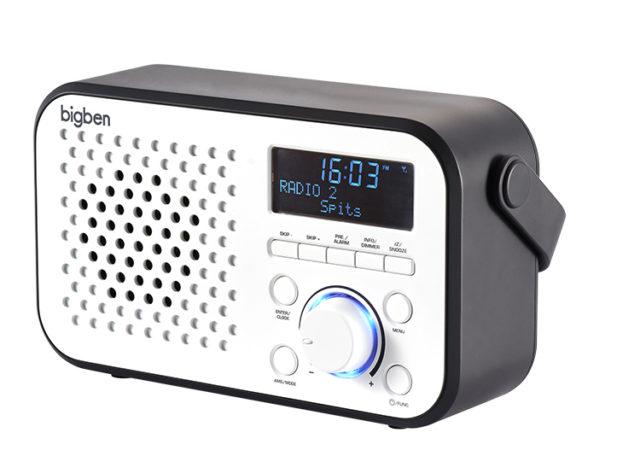 DAB+/FM RADIO TR24DAB BIGBEN – Image  #1