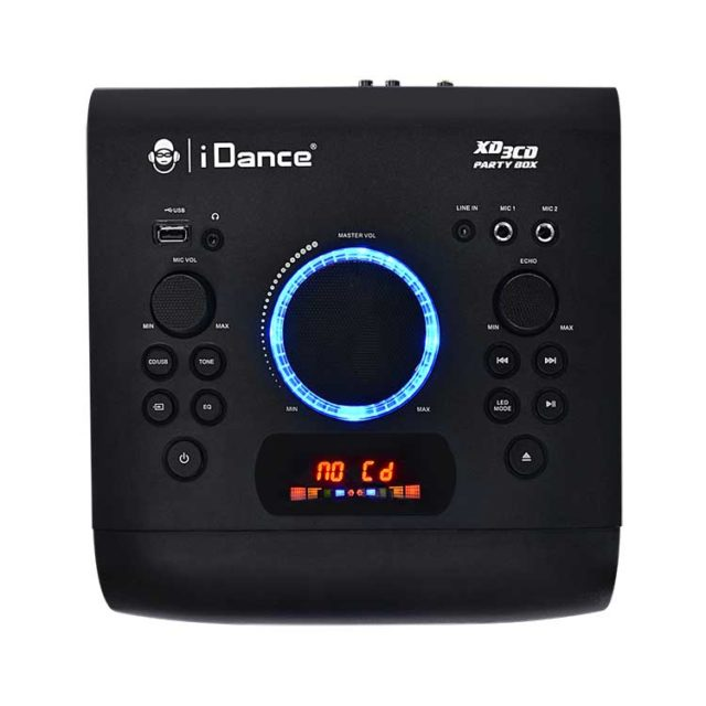 All-in-one bluetooth system + CD player XD3CD I DANCE – Image  #2tutu#4tutu
