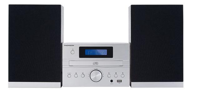 CD/MP3/USB MICRO SYSTEM/DAB+ MIC122DABBT THOMSON - Packshot
