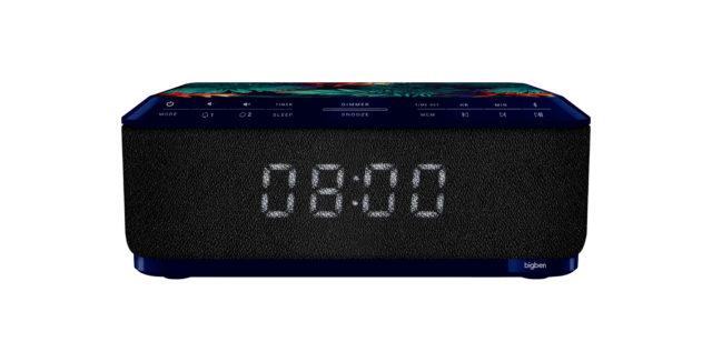 Clock radio with wireless charger RR140IJUNGLE BIGBEN - Packshot
