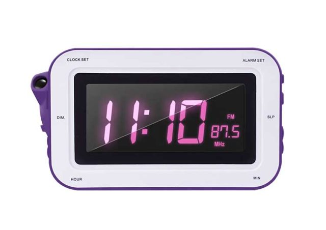 Radio Alarm clock with projection RR30PFAIRY4 BIGBEN KIDS – Packshot