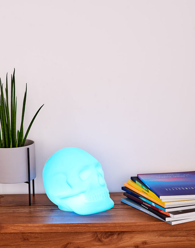 Wireless luminous speaker BTLSSKULL BIGBEN – Image  #2tutu#4tutu#6tutu#8tutu#9