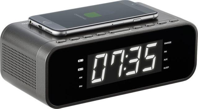Clock radio with wireless charger CR225I THOMSON – Image  #2tutu