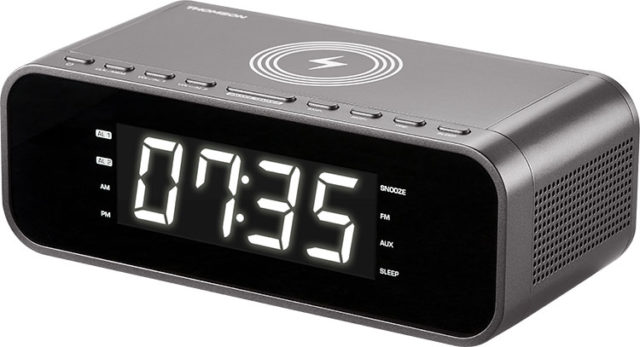 Clock radio with wireless charger CR225I THOMSON – Image  #2tutu#3