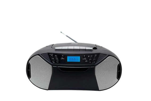 Portable radio tape/CD/DAB+ RK250UDABCD THOMSON – Image
