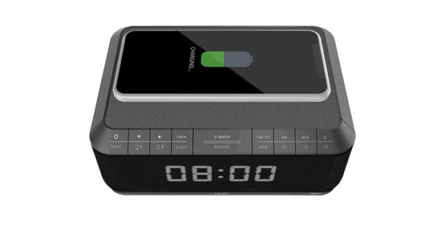 Clock radio with wireless charger/DAB+ RR140IGDAB BIGBEN – Image