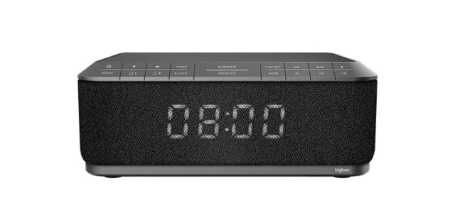 Clock radio with wireless charger RR140IG BIGBEN – Image