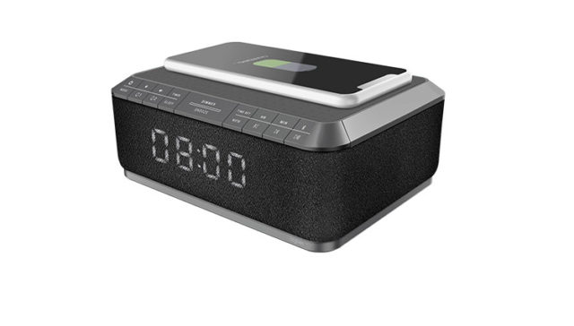 Clock radio with wireless charger RR140IG BIGBEN – Image  #2tutu