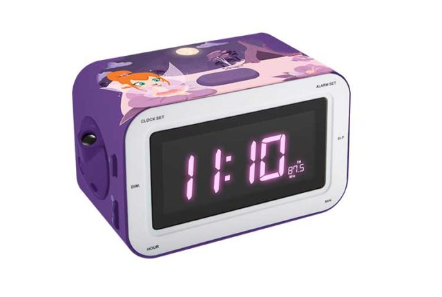 Radio Alarm clock with projection RR30PFAIRY4 BIGBEN KIDS – Image