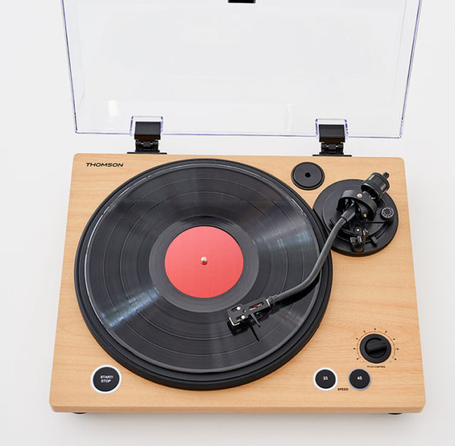 Professional turntable TT450BT THOMSON – Image  #2tutu#4tutu#6tutu#7
