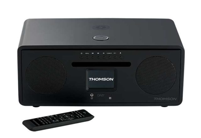 All-in-one Hi-Fi connected system MIC500IWF THOMSON – Packshot