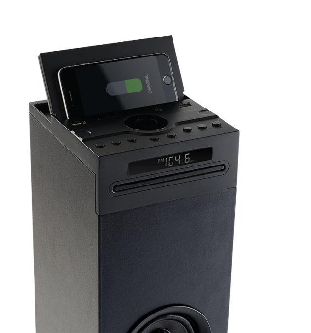 Multimedia tower with wireless charger DS120ICD THOMSON – Image  #2tutu#4tutu#6tutu
